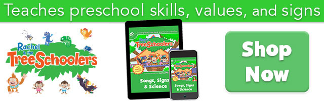 About TreeSchoolers, Teaches preschool skills, values and signs